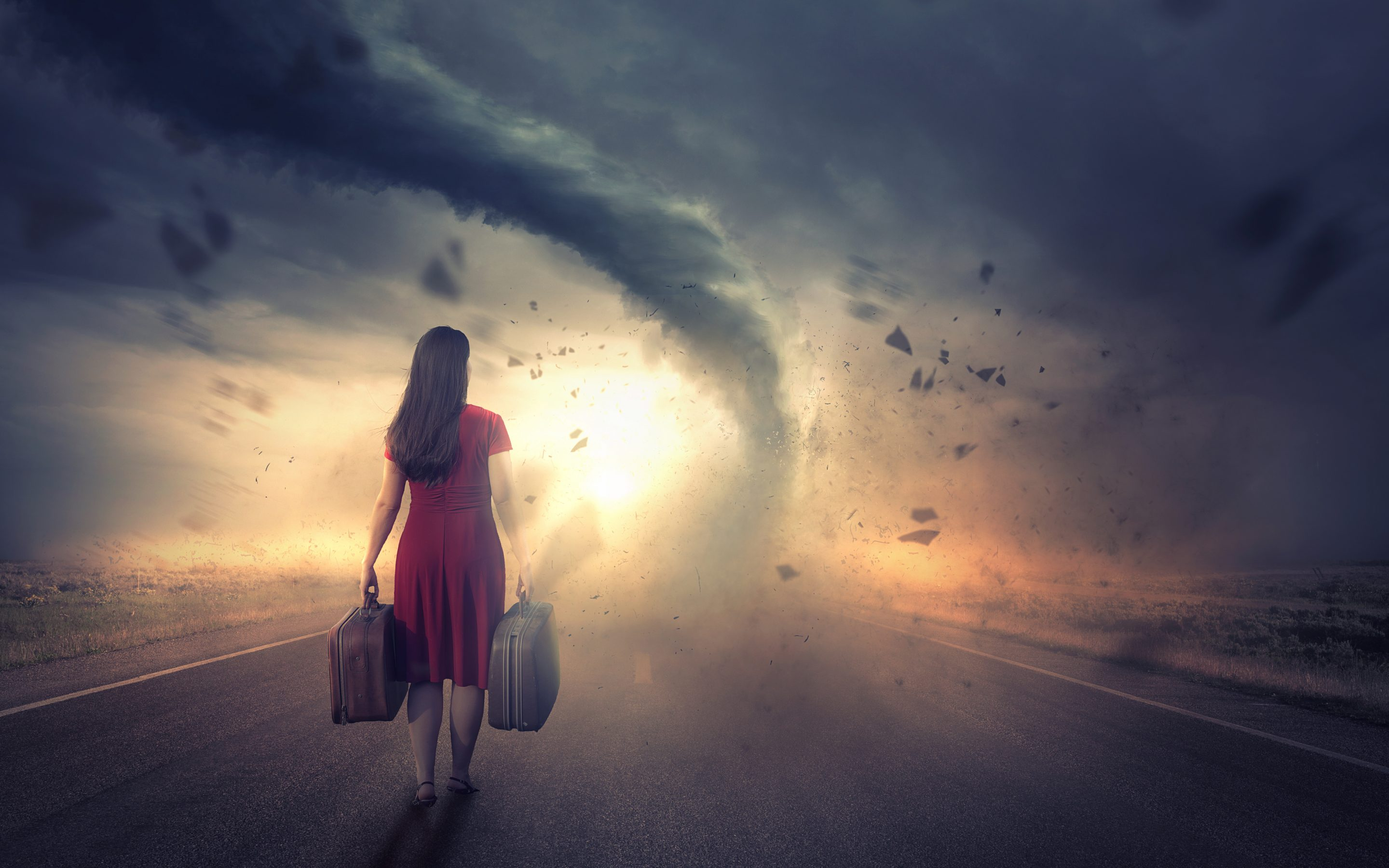 What my ADHD tornado taught me about life, myself, and love